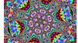 psychedelic kaleidoscope