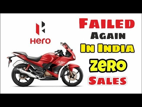 Hero Motocorp Sold ''0'' Unit in October 2018 in India, again going to fail?