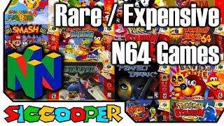 Ep. 4 - The Rarest & Most Expensive Nintendo 64 Games | SicCooper