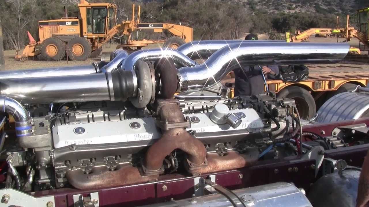 mack e9 engines [ 1280 x 720 Pixel ]