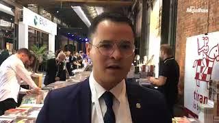 Yuri Alesi - Presidente da Comissão da Jovem Advocacia do Amapá