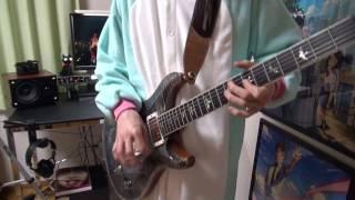 7作目はPerfumeの新曲TOKYO GIRLをギターでアレンジしてみました! アド...