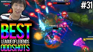 I'M PLAYING AGAINST DOUBLELIFT?! - BEST LOL ODDSHOTS #31