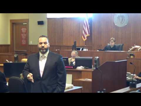Murder Trial Closing Argument - Massachusetts - Boston Criminal Lawyer Lefteris K. Travayiakis
