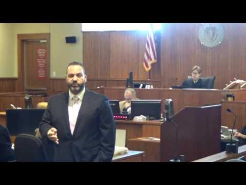 Murder Trial Closing Argument - Massachusetts - Boston Criminal Lawyer Lefteris K. Travayiakis