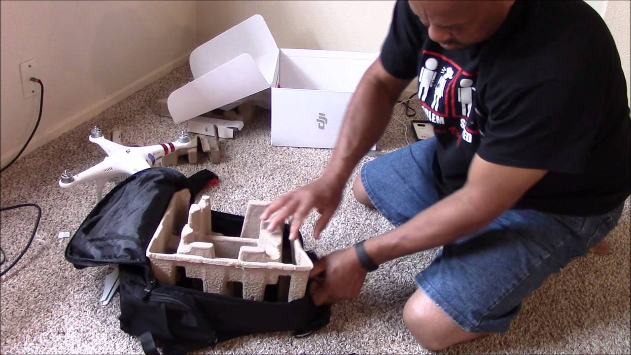 Diy quick backpack case for dji drone youtube solutioingenieria Image collections
