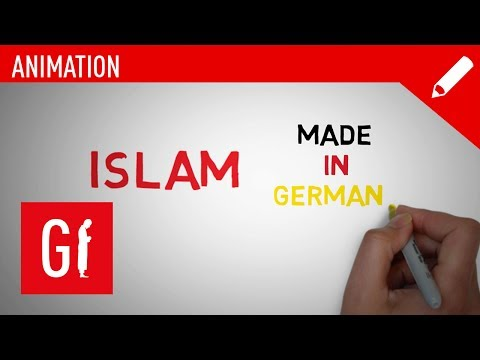 Islam Made in Germany ᴴᴰ | ANIMATION *NEU*