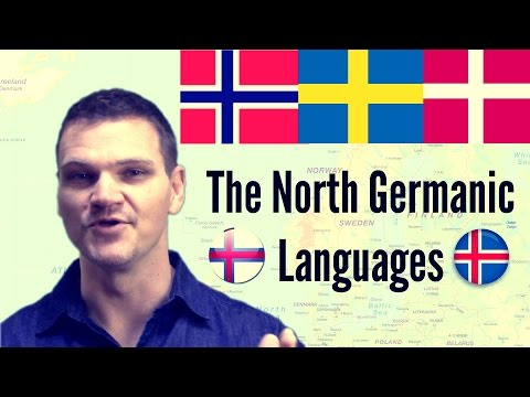The North Germanic Languages of the Nordic Nations