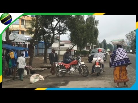 Rungwe → Kyimo → Tukuyu Road in Mbeya - Tanzania