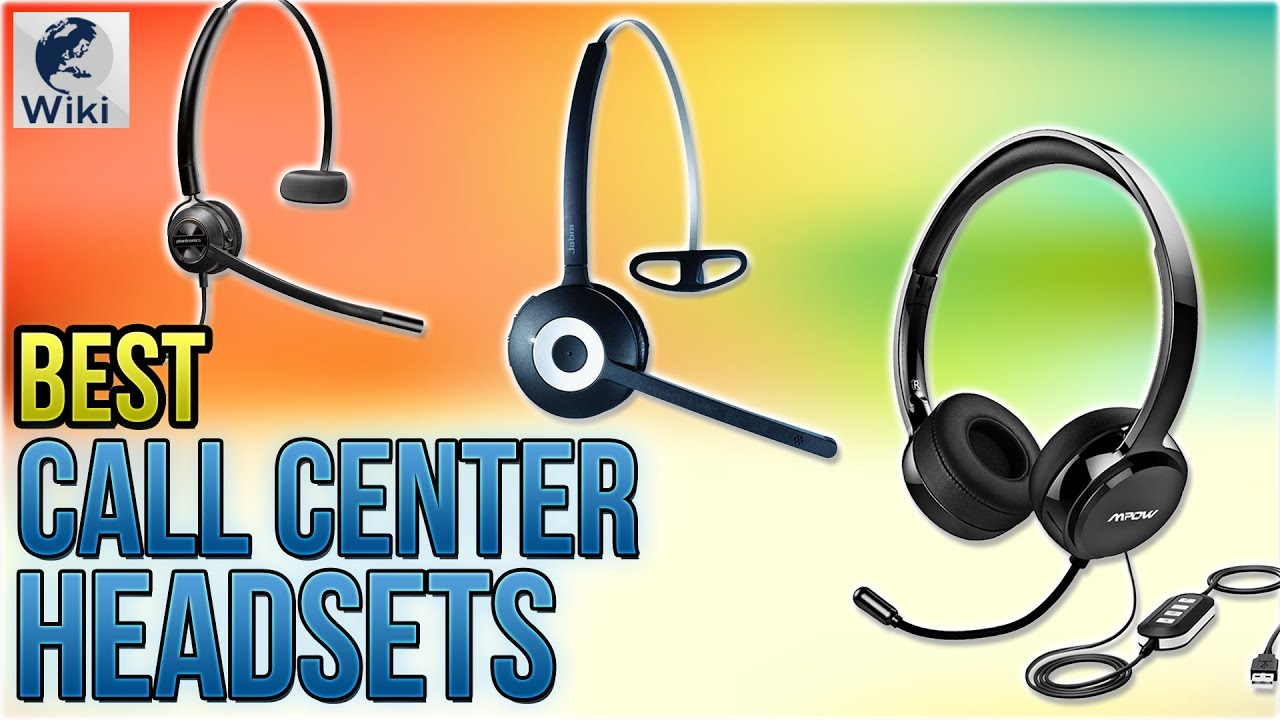 8 Best Call Center Headsets 2018 Youtube