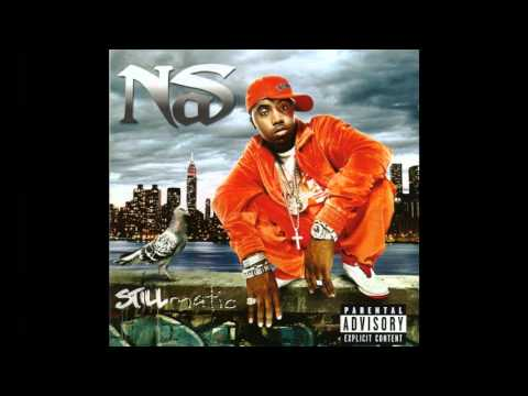 Mix - Nas - Got Yourself A Gun Uncensored [HQ Sound] LYRICS