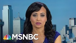 Donald Trump Spokesperson: 'Hillary Clinton Is No Champion Of Women' | MSNBC