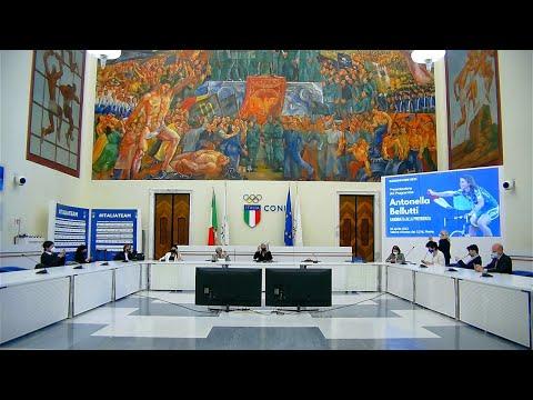 A.Bellutti - conferenza stampa di presentazione del Programma