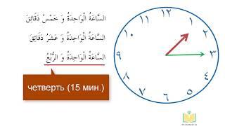 Который час по-арабски. Как спросить или сказать о времени на арабском.