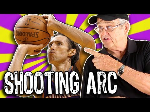 Get PERFECT Shooting Arc!!! (How to shoot a basketball) – Shot Science Basketball