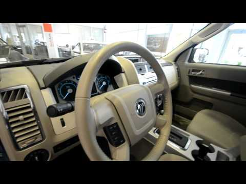 2010 Mercury Mariner SUV (stk# P2561A ) for sale at Trend Motors Used Car Center in Rockaway, NJ
