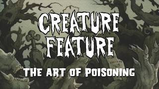 Creature Feature - The Art Of Poisoning (Official Lyrics Video) thumbnail