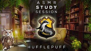 Baixar Hufflepuff 🌻 Study Session 📚 ASMR ⋄ Hogwarts ⚡ Harry Potter Inspired Ambience ⋄ Soundscape