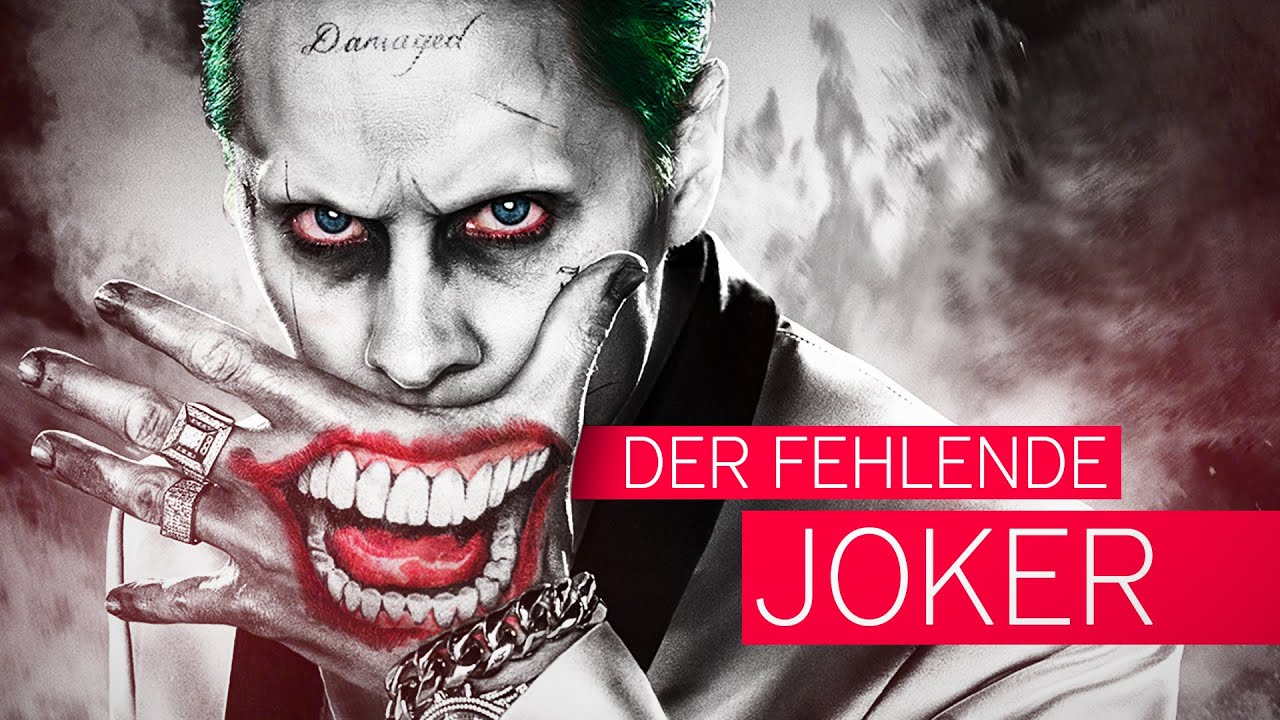 wie viel joker fehlt in suicide squad youtube. Black Bedroom Furniture Sets. Home Design Ideas