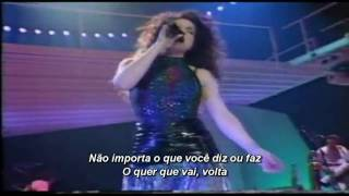 Gloria Estefan - What Goes Around, Comes Around (Tradução)