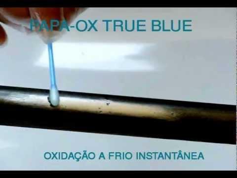 Pequena dica sobre oxida o doovi for Porte hq rust