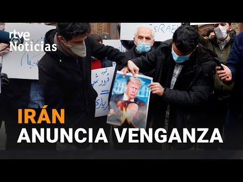 IRÁN Culpa A ISRAEL Del Asesinato De FAJRIZADEH Y Anuncia VENGANZA I RTVE