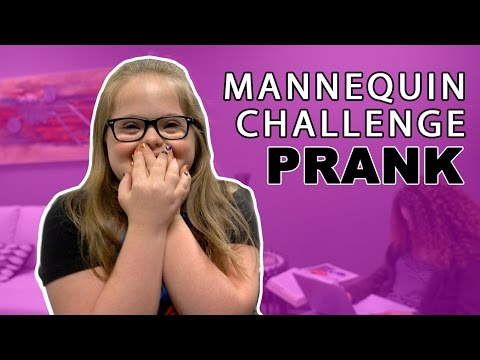 Mannequin Challenge PRANK!