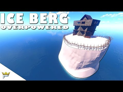 UNREACHABLE ICEBERG BASE |RUST