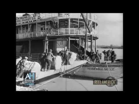 """Reel America: """"The River"""" 1938 - Preview"""