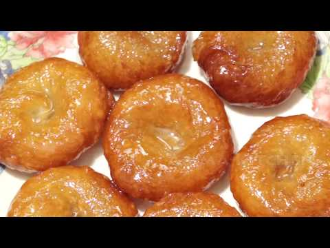 Badusha | Badhusha | Badushahi recipe in Telugu - indian sweets by amma kitchen