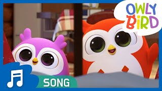 It's Holiday Night | Christmas Songs | OwlyBird | Kids Songs