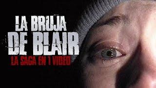 La Bruja de Blair I La Saga en 1 Video #MaratónFedewolf