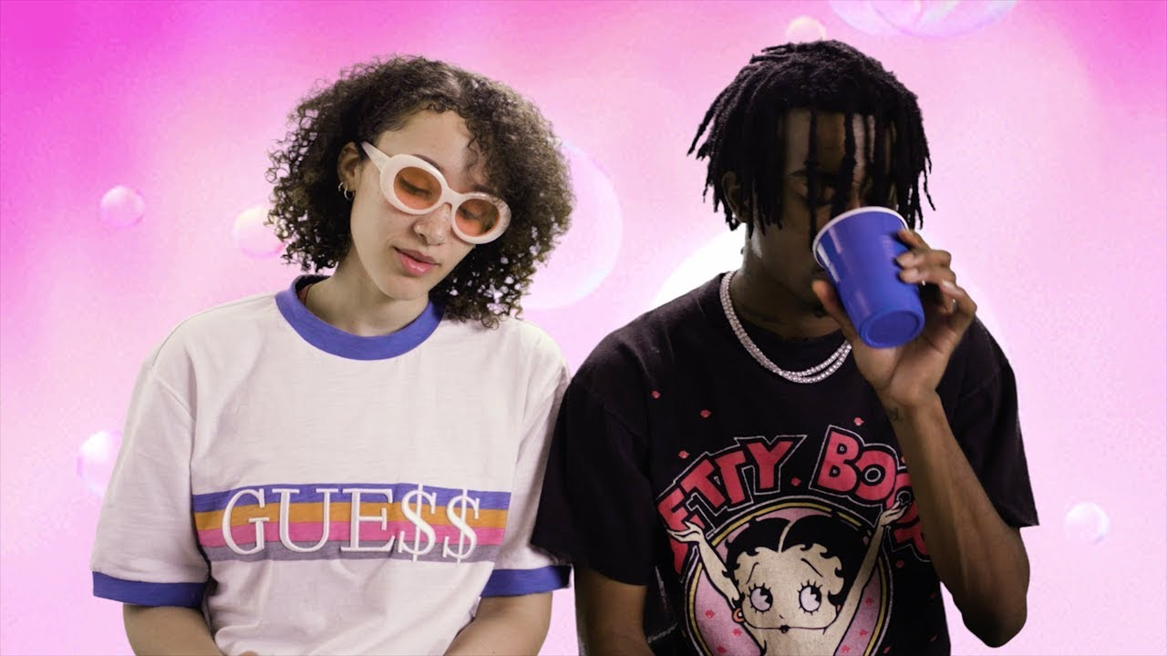 Playboi Carti Tries Ramune Soda For The First Time 🥤 Youtube
