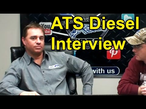 ATS Diesel Performance Interview at Thoroughbred Diesel. How did ATS get into the diesel community?