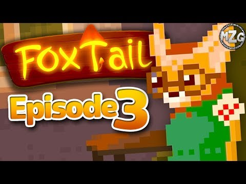 What's In The Basement? - FoxTail Gameplay Walkthrough Episode 3