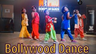 Bollywood dance choreography for kids   Gallan Goodiyan Makhna   NiPRO school of dance