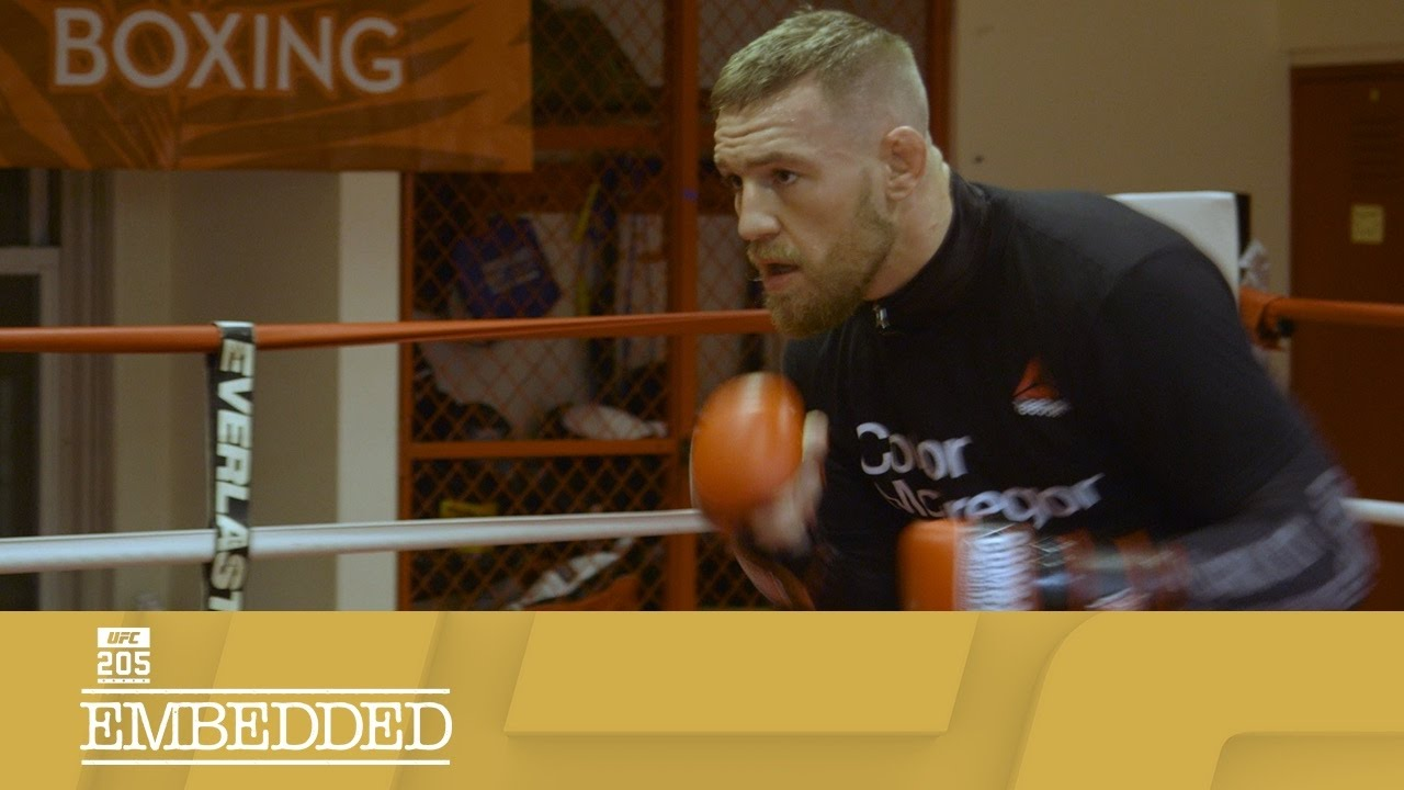 UFC 205 Embedded Vlog Series – Episode 2