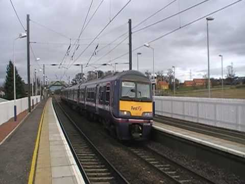 Nxec 225 set passing Prestonpans with 1 tone and First ...