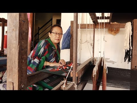 The Highland Art | Kalpana Yuonghang Limbu | A pioneer in Ne
