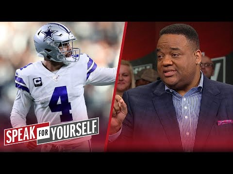 Dak Prescott should 'bet on himself,' take smaller contract — Whitlock | NFL | SPEAK FOR YOURSELF