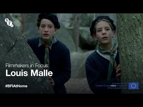 BFI at Home I Filmmakers in Focus: Louis Malle