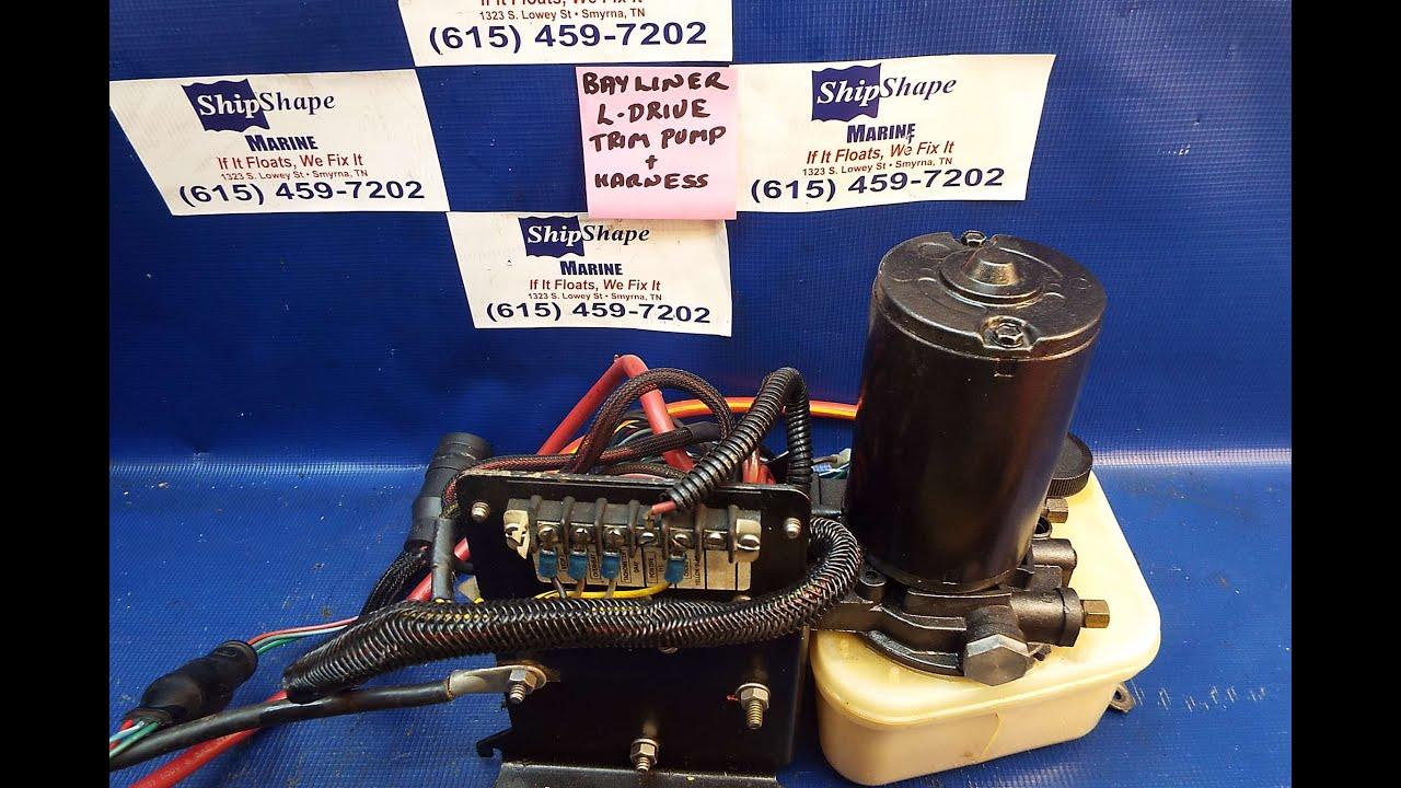 maxresdefault for sale power trim bayliner l drive tilt motor, and pump Bayliner 185 Specs at cos-gaming.co