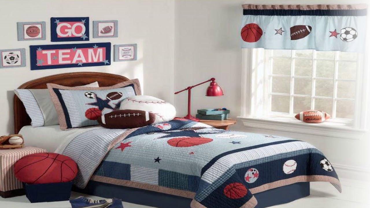 Kamar Tidur Anak Laki Laki Sederhana Youtube