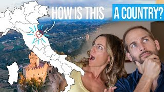 How Is This A Country Inside Of Italy? - San Marino!