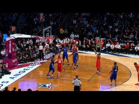 Kobe Bryant Wins The All