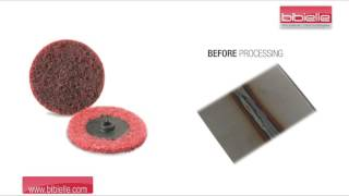 DCR SB Quick change Surface Conditioning discs