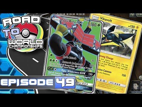 REAL BULU HOURS! Tapu Bulu GX/Vikavolt (VIKABULU) deck! [Pokemon TCG Online]