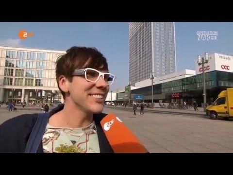 Das kleine Fernsehspiel: Operation Naked (09.02.2016 ZDF)