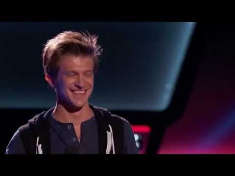 Jake Barker - When I Was Your Man (Bruno Mars) - The Voice US - Creative Cover