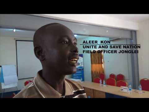 NPA Trains Partners on Petroleum Act 2012 Juba,South Sudan